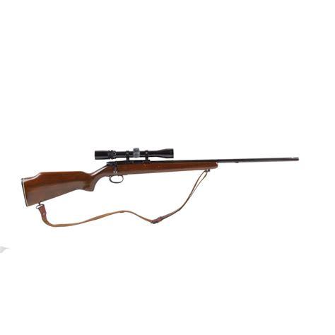 Single Action Hunting Rifle