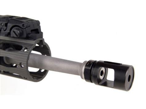 Single Chamber Muzzle Brake