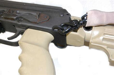 Single Point Sling Mount For Ak 47