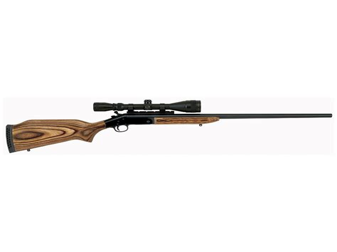 Single Shot 308 Hunting Rifle