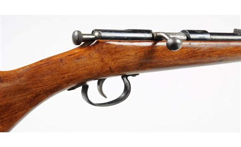 Single Shot 9mm Rifle