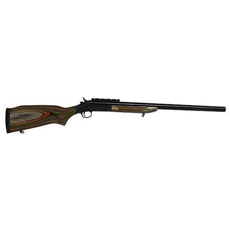 Single Shot Break Action Slug Shotgun