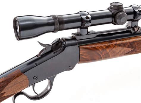 Single Shot Rifles - Hallowell Co Fine Sporting Guns