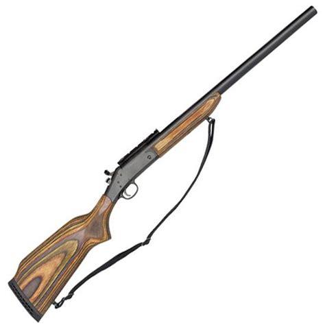 Single Shot Shotgun Rifled Barrel