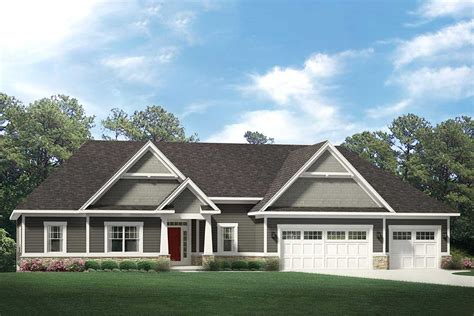 Single Story House Plans With 3 Car Garage Make Your Own Beautiful  HD Wallpapers, Images Over 1000+ [ralydesign.ml]