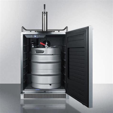 Single Tap Beer Dispenser