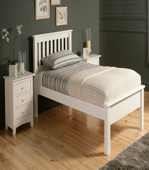 Single bed headboard designs Image