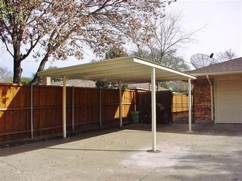 Single carport design Image