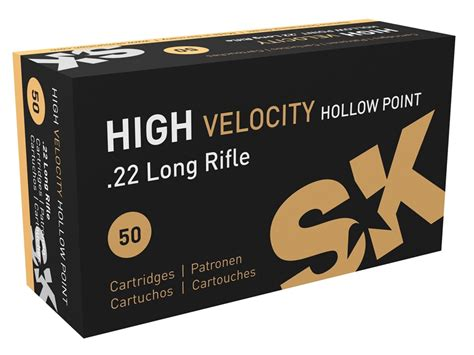 Sk 22 Lr High Velocity Hollow Point 50 Rounds And Winchester Super X 44 Special Lrn 246gr 50rds Canada