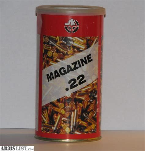 Sk Ammo Metal Can