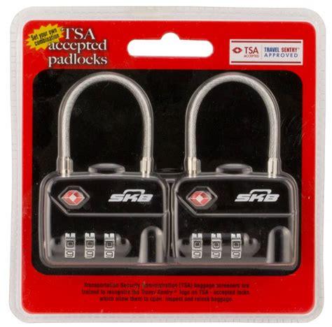 Skb 1skbpdlc Tsa Cable Combination Padlock