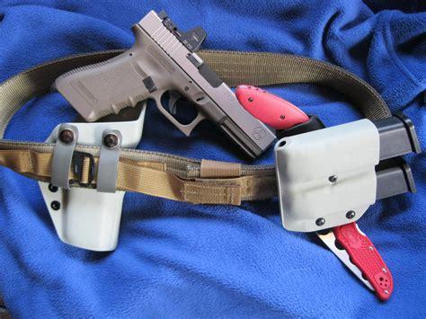Skinny Conceal Glock 17 Appendix