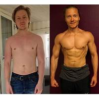Buying skinny fat to ripped & jacked
