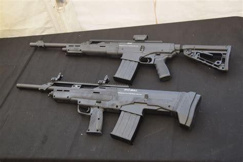 Skobull 12 Gauge Semiautomatic Shotgun