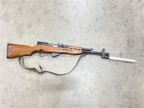 Sks 7 62 Bolt Action Rifle