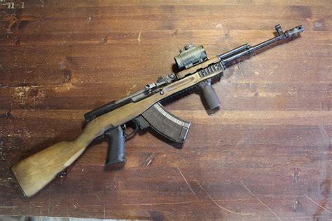 Sks Pistol Grip Mod