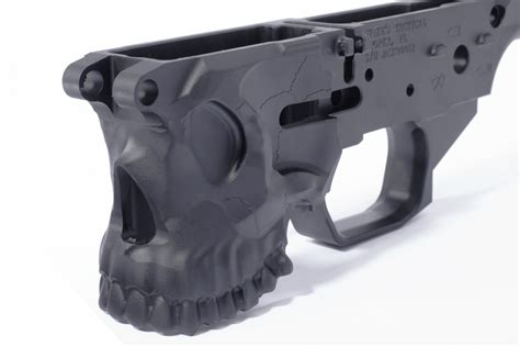 Skull Lower Receiver For Sale And 65 Grendel Lower Receiver