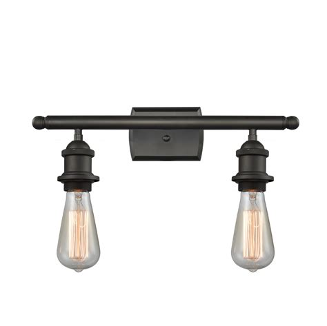 Sky Bare Bulb 2-Light Vanity Light