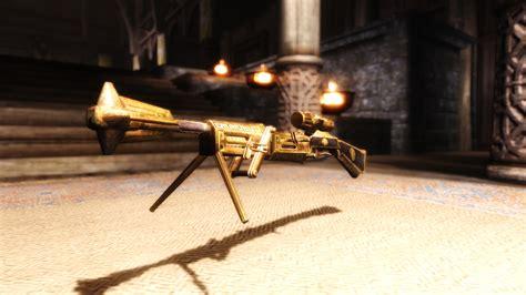 Skyrim Special Edition Sniper Rifle Mod