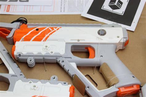 Skyrocket Recoil Laser Tag Sniper Rifle