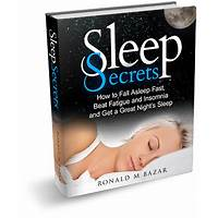 Free tutorial sleep secrets how to fall asleep fast, beat fatigue and insomnia