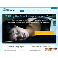 Sleeptracks sleep optimization program step by step