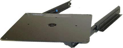 Slide out tv shelf Image