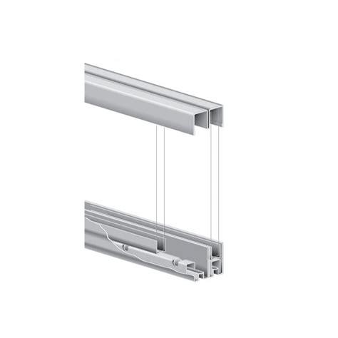 Sliding glass door cabinet hardware Image