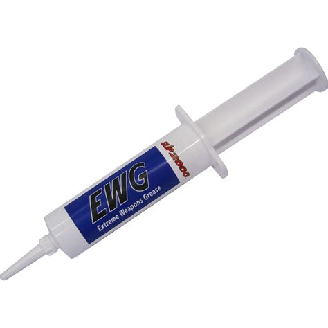 Slip 2000 Extreme Weapons Grease Extreme Weapons Grease Syringe