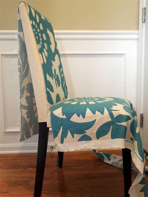 Slipcover chair diy Image