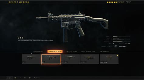 Slow Firing Assault Rifle With Lots Of Damage Black Ops