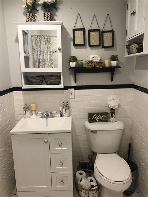 Small Bathroom Upgrade Ideas