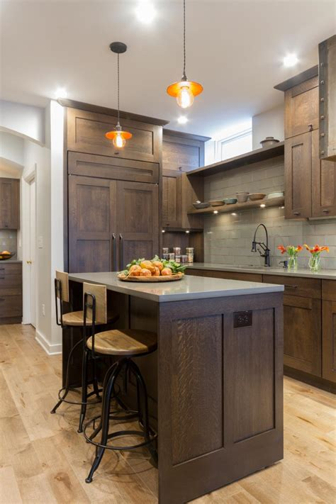 Small Kitchen With Island Seating