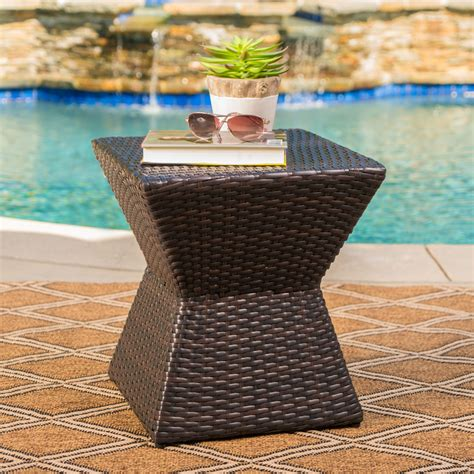 small outdoor end table.aspx Image
