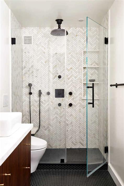Small Shower Bathroom Ideas
