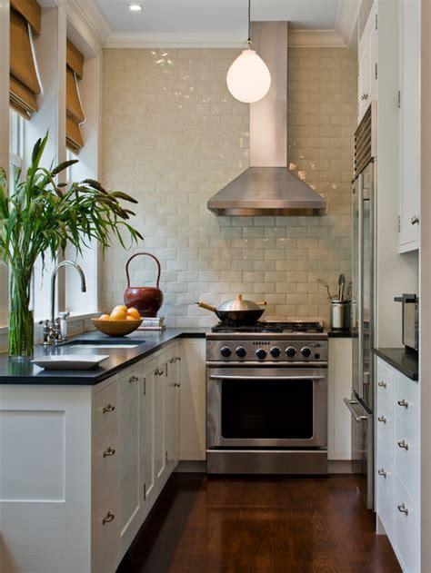 Small Square Kitchen Design