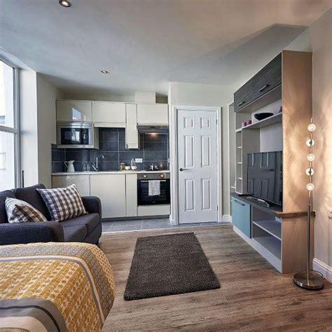 Small Studio Apartment Living Room Ideas