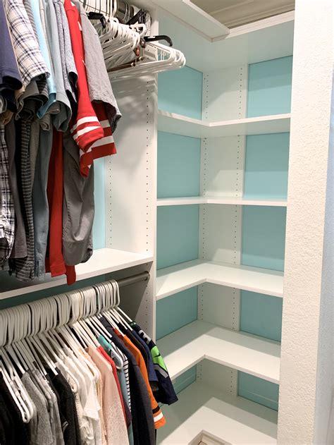 Small Bedroom Closet Plans