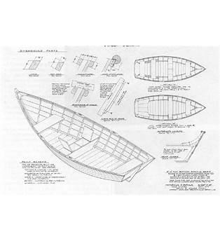 Small Boat Design Plans