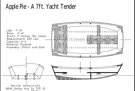 Small boat plans free download Image