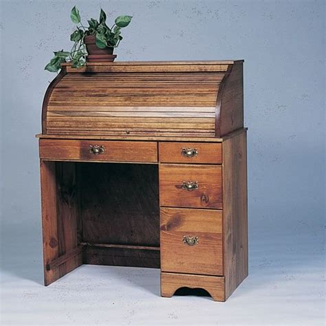 Small desk woodworking plans Image