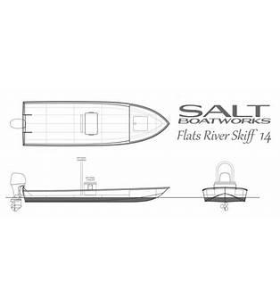 Small Flats Boat Plans
