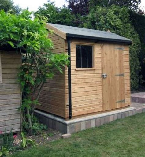 Small garden sheds perth Image