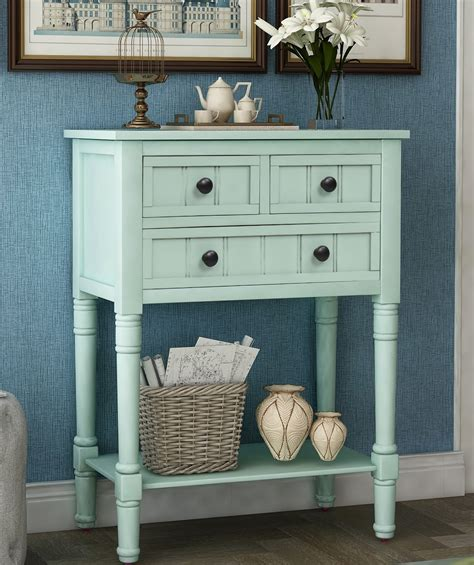 Small hall console table Image