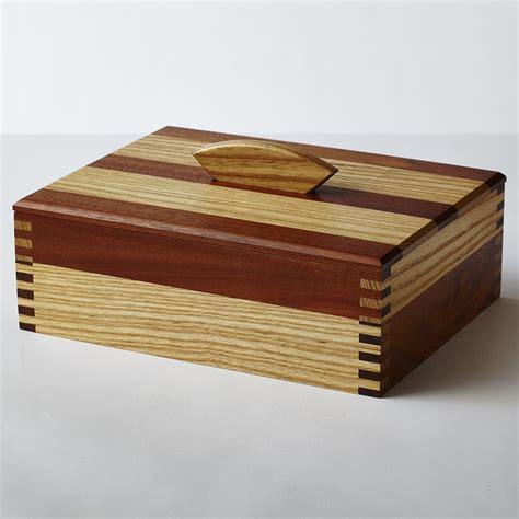 Small keepsake jewelry boxes Image