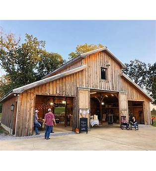 Small Party Barn Plans