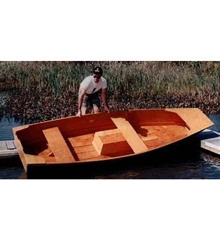Small Single Person Boat Plans