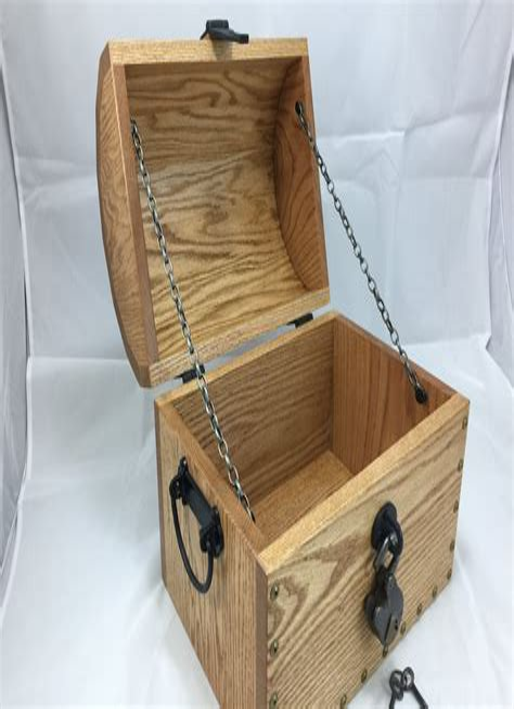Small treasure chest plans Image