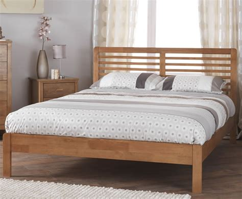 Small wooden bed Image