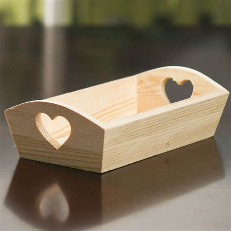 Small wooden tray Image